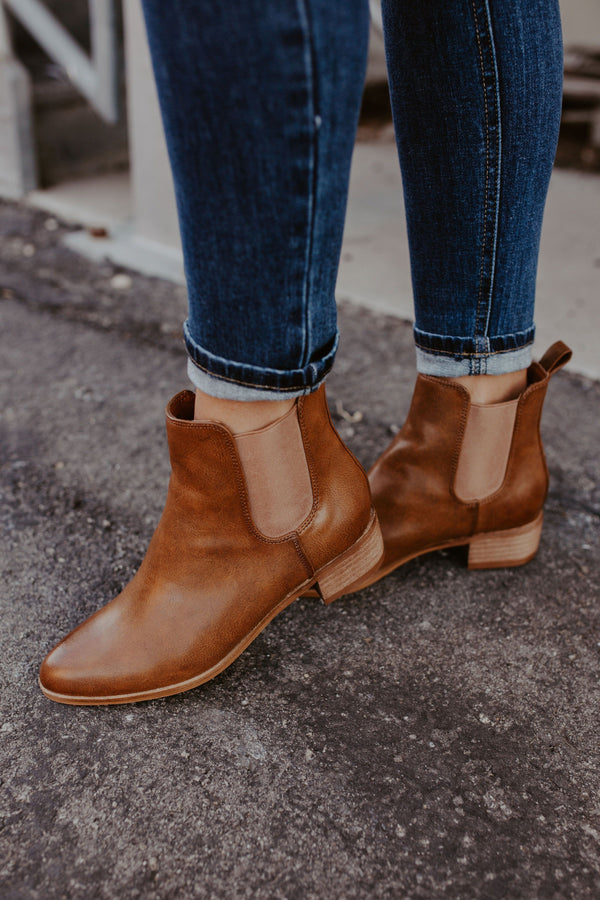 Norway Booties - 3 Colors