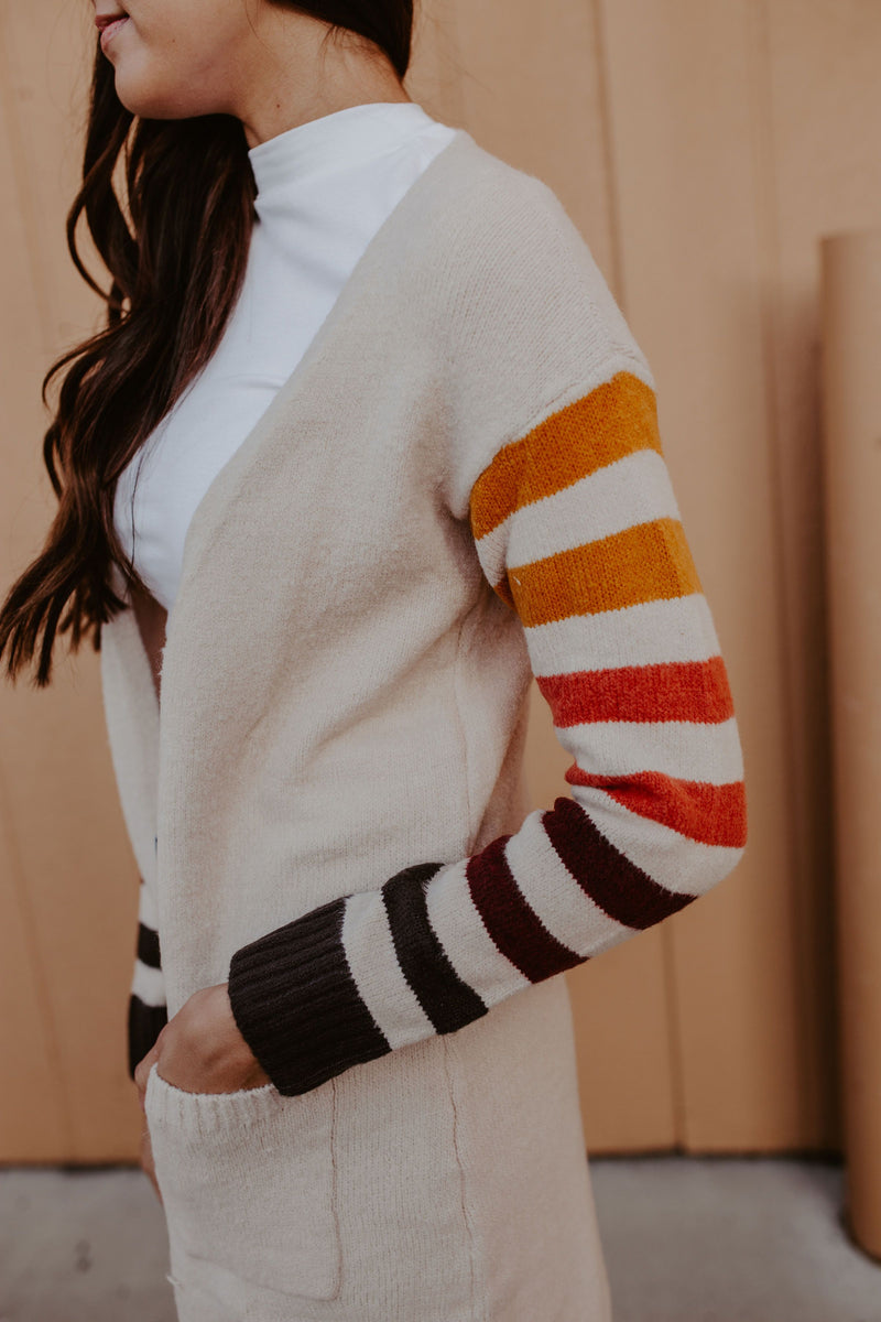 Flying Colors Cardigan