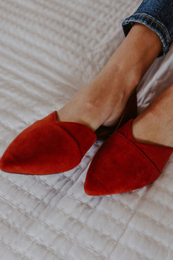 Easy Come Easy Go Flats