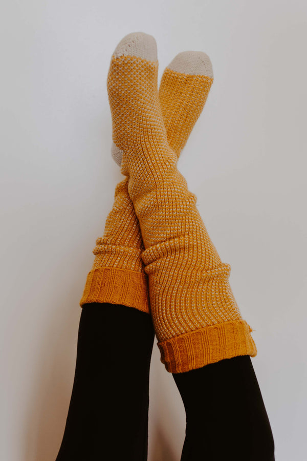 Knit Socks - 3 Colors