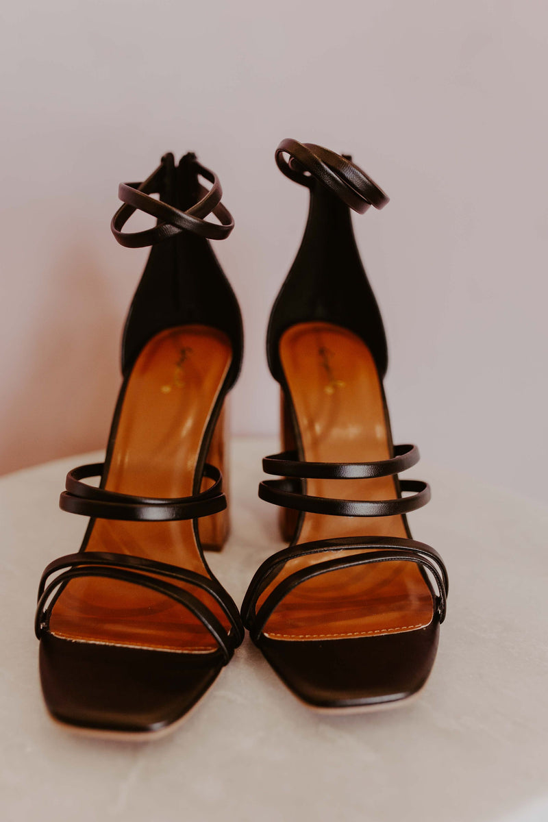 Veronica Heels - 2 Colors