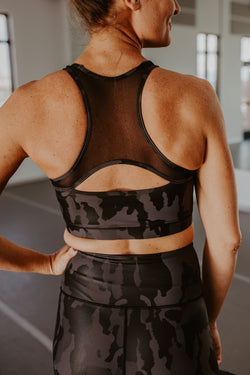 Hit the Gym Sports Bra