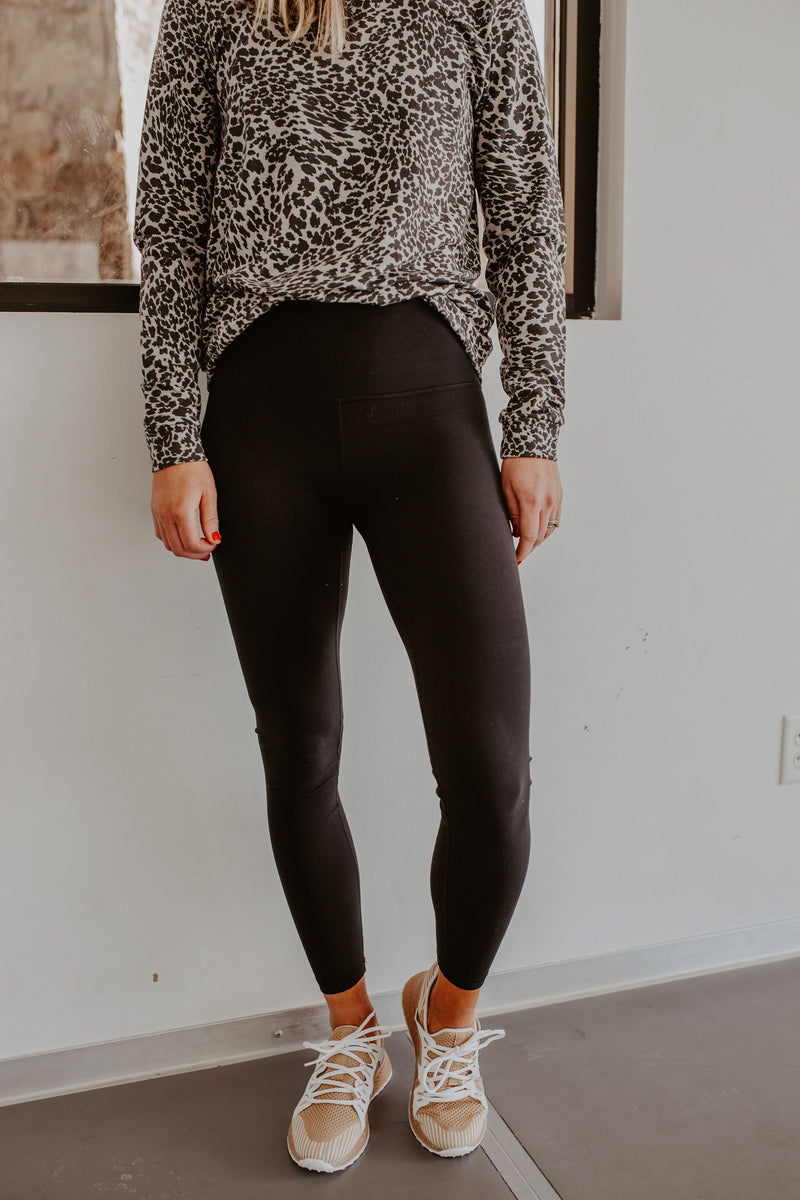 Push Back Leggings