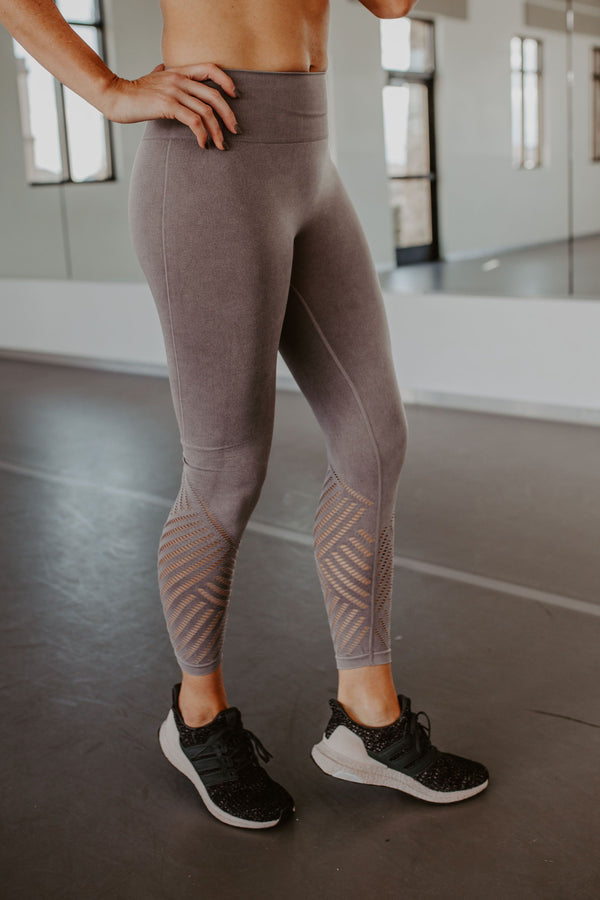 Break a Sweat Leggings - 2 Colors