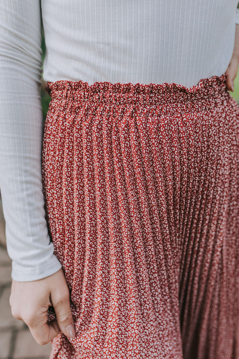 Johanson Spotted Skirt
