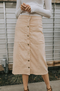 Evermore Skirt - 4 Colors