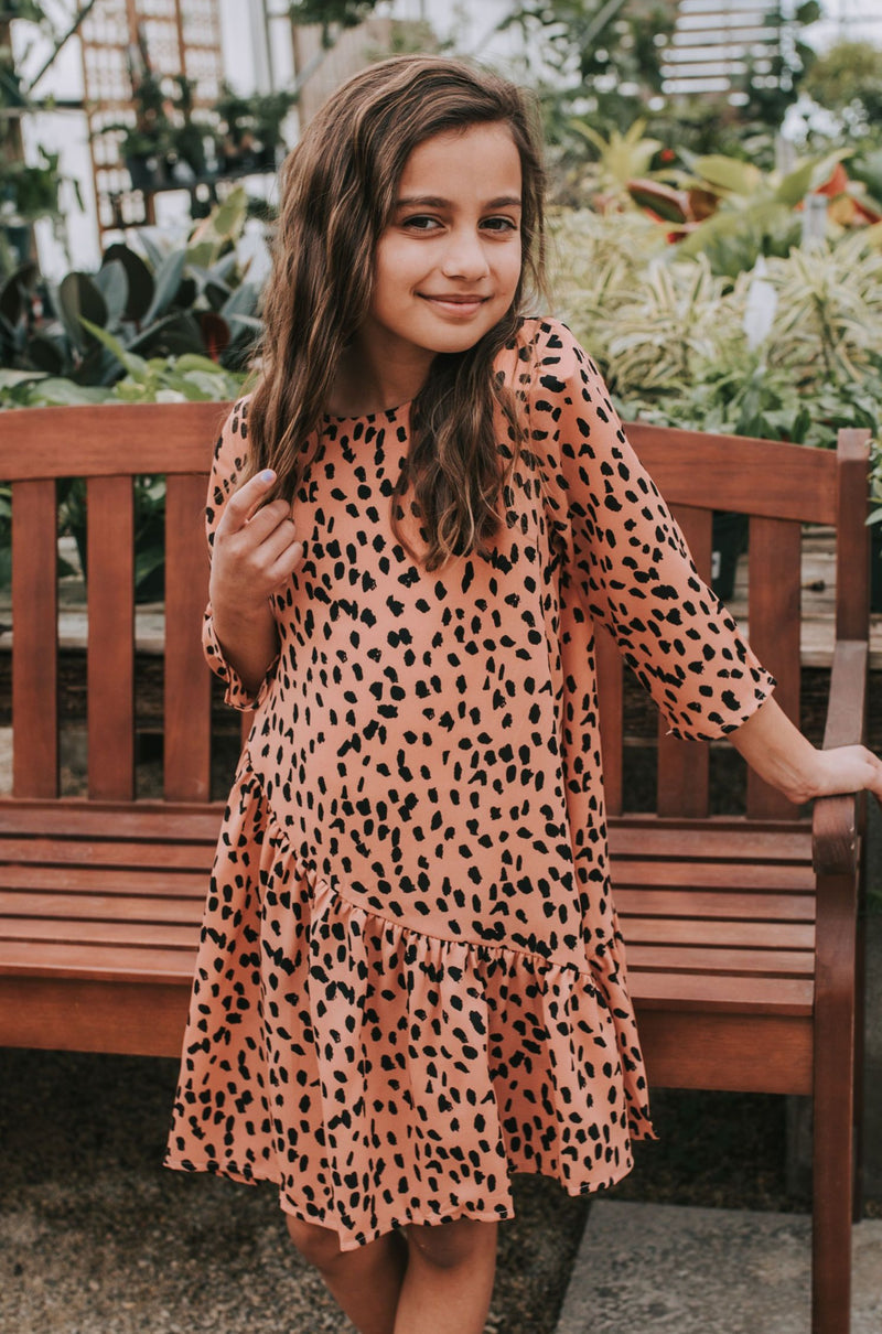 Hear Me Roar Dress - Mini