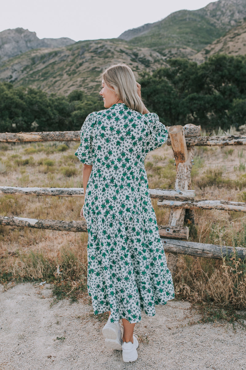 Harvey Floral Dress