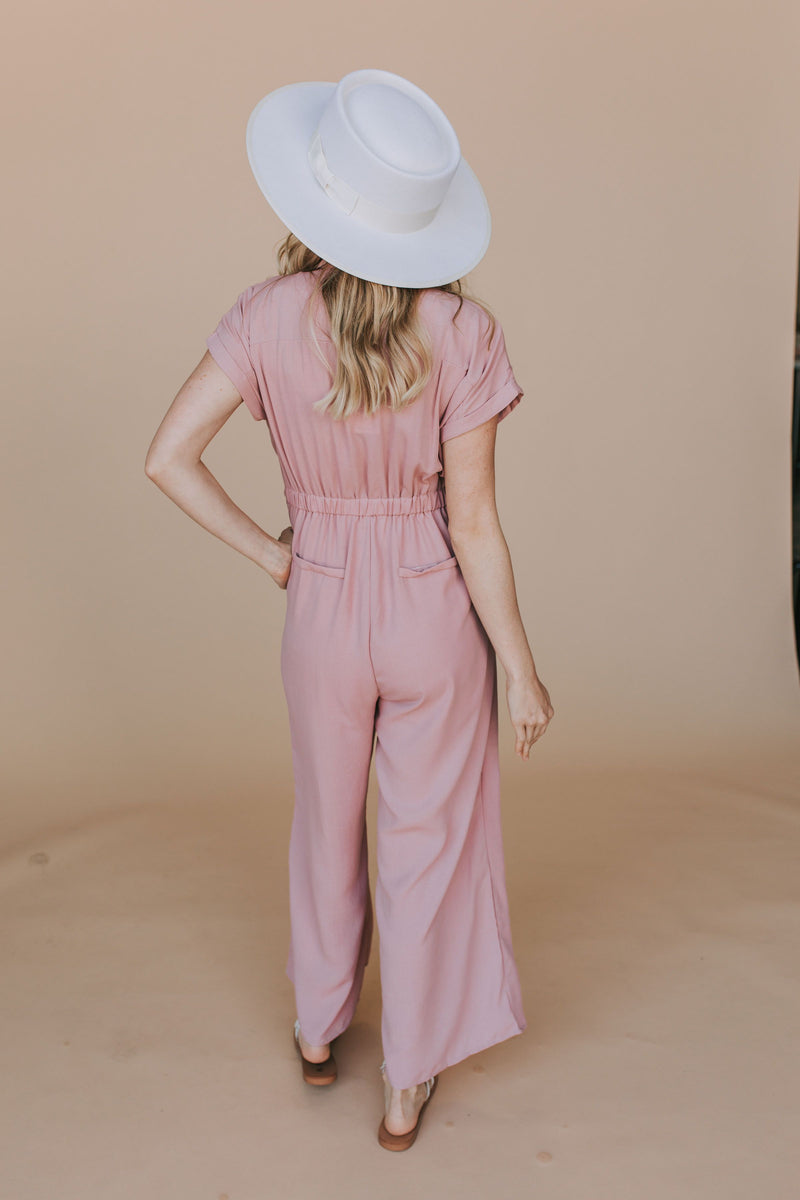 Cherry On Top Jumpsuit