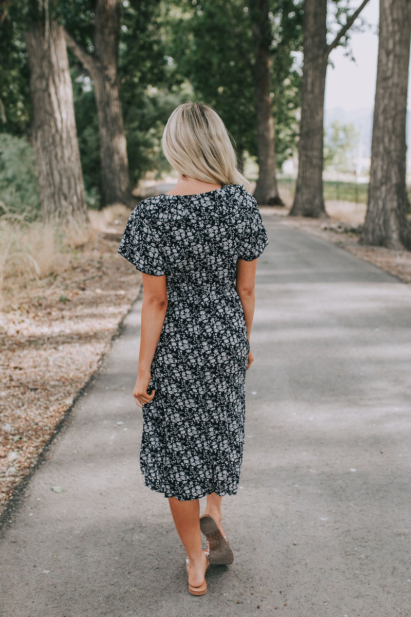 Lanie Floral Dress