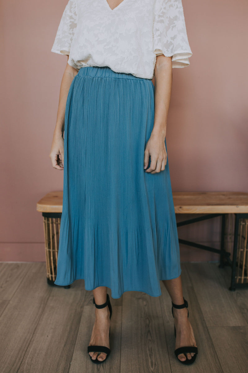 Feelin' Good Skirt - 3 Colors