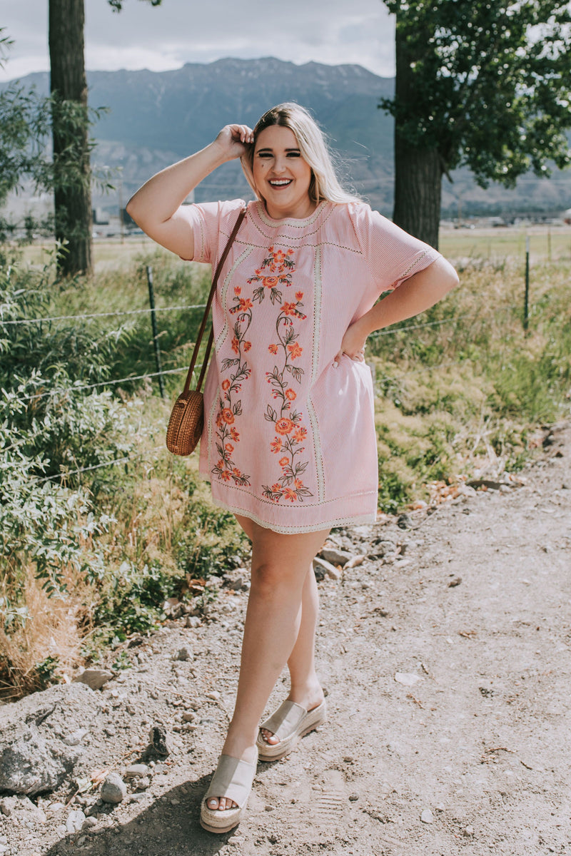 PLUS SIZE - Clarisse Dress