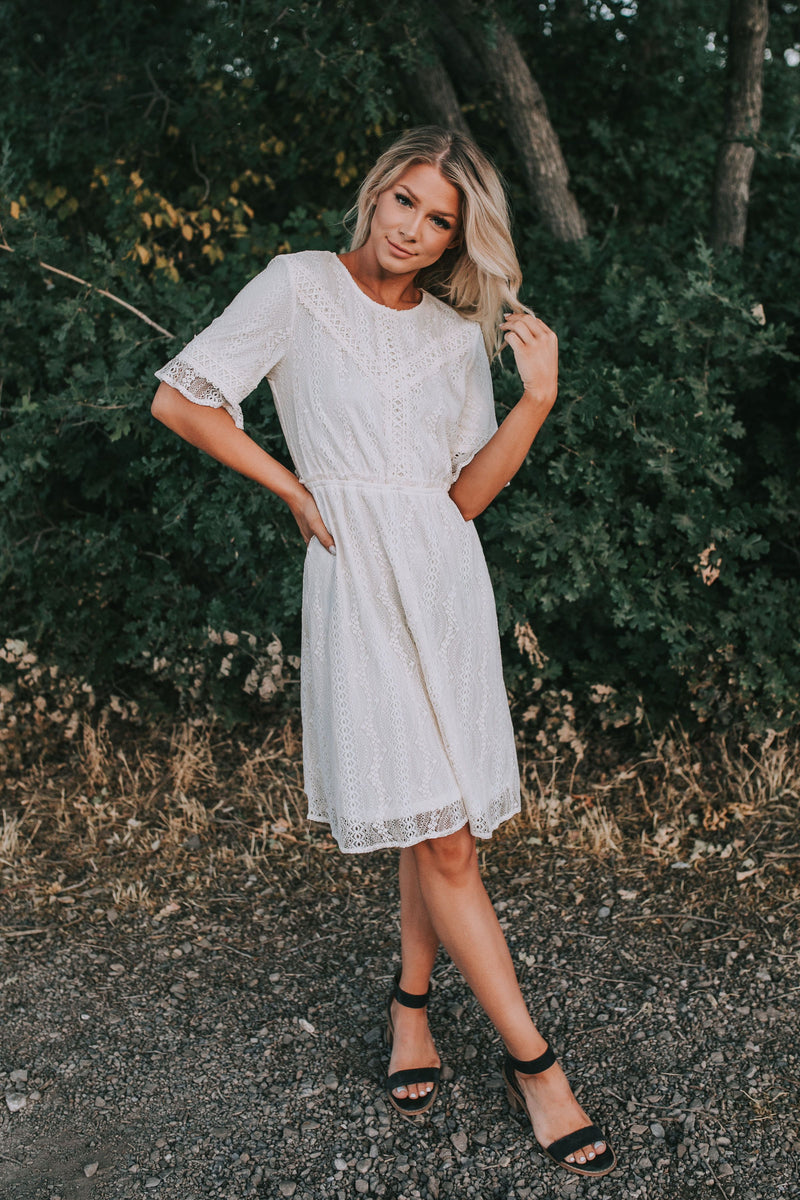 Chloe Lace Dress