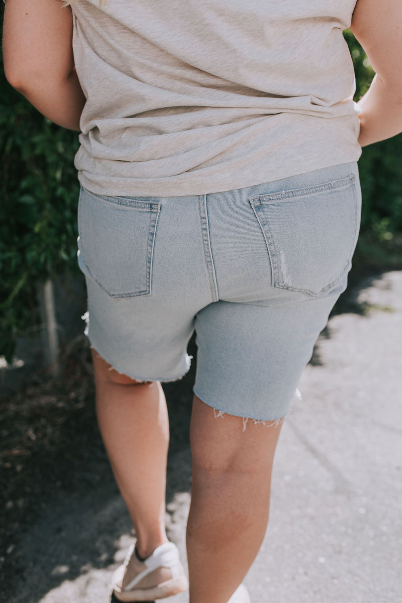 PLUS SIZE - Comeback Shorts