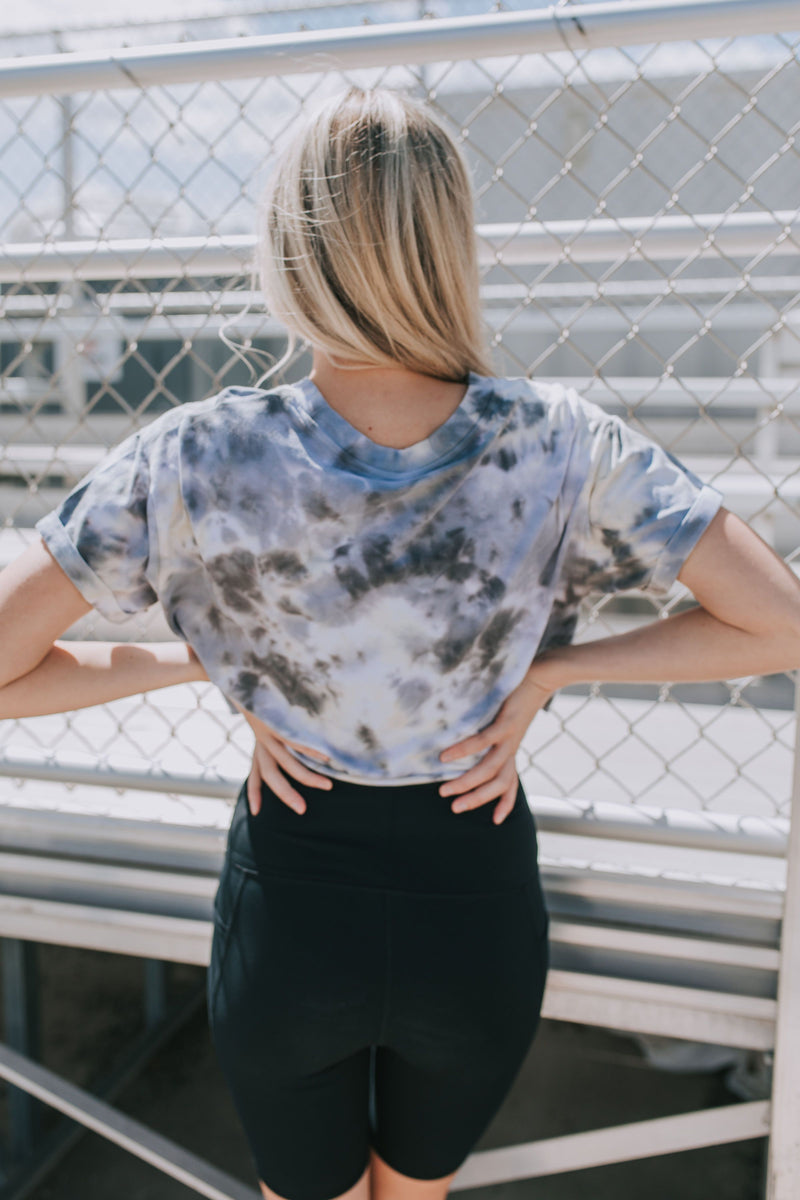 Dye Trying Crop Top