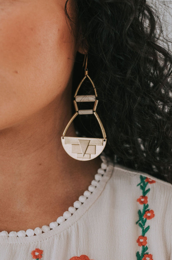 Cusco Earrings