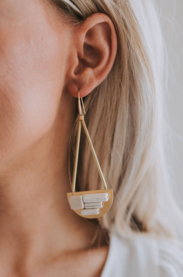 Hot Rocks Earrings