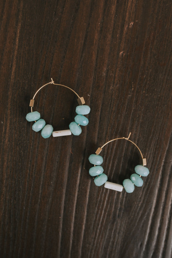 Lorna Hoop Earrings