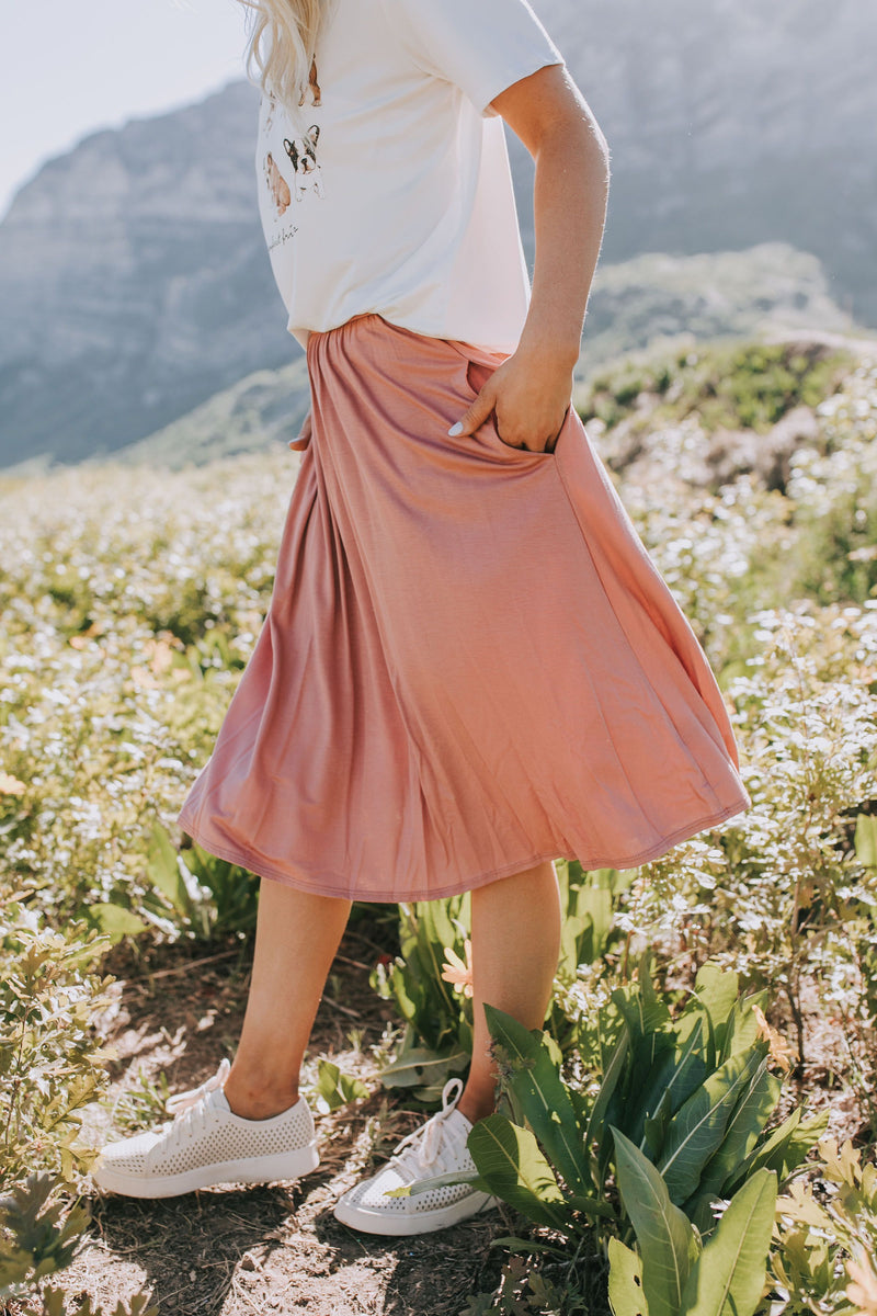 Karla Skirt - 3 Colors