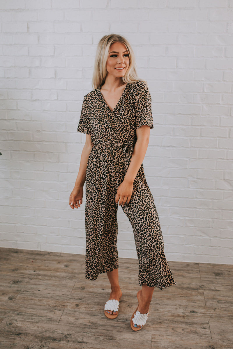 Be Bold Jumpsuit