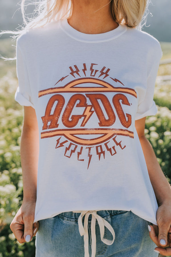 High Voltage ACDC Graphic Tee