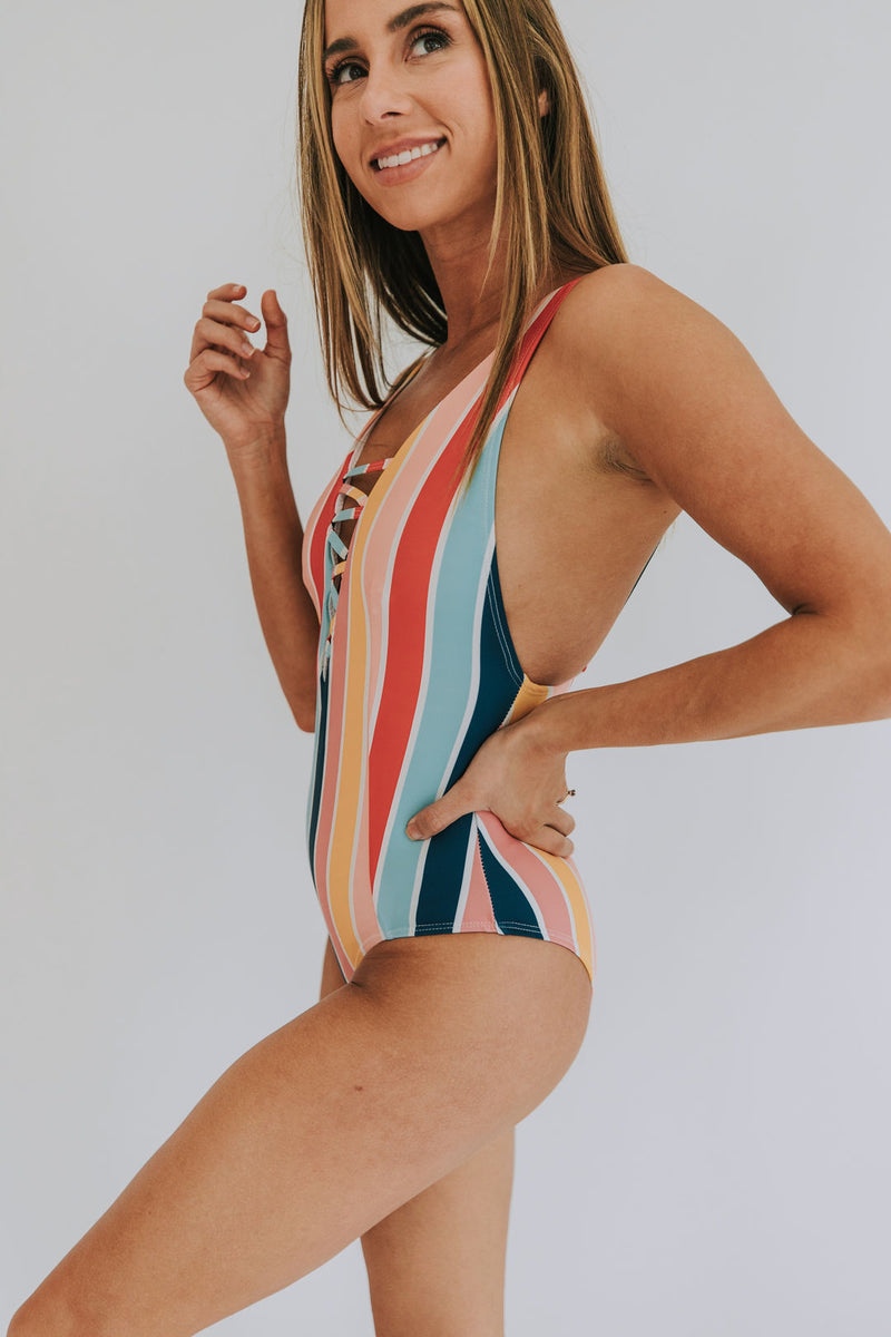 Bora Bora One Piece - 2 Colors