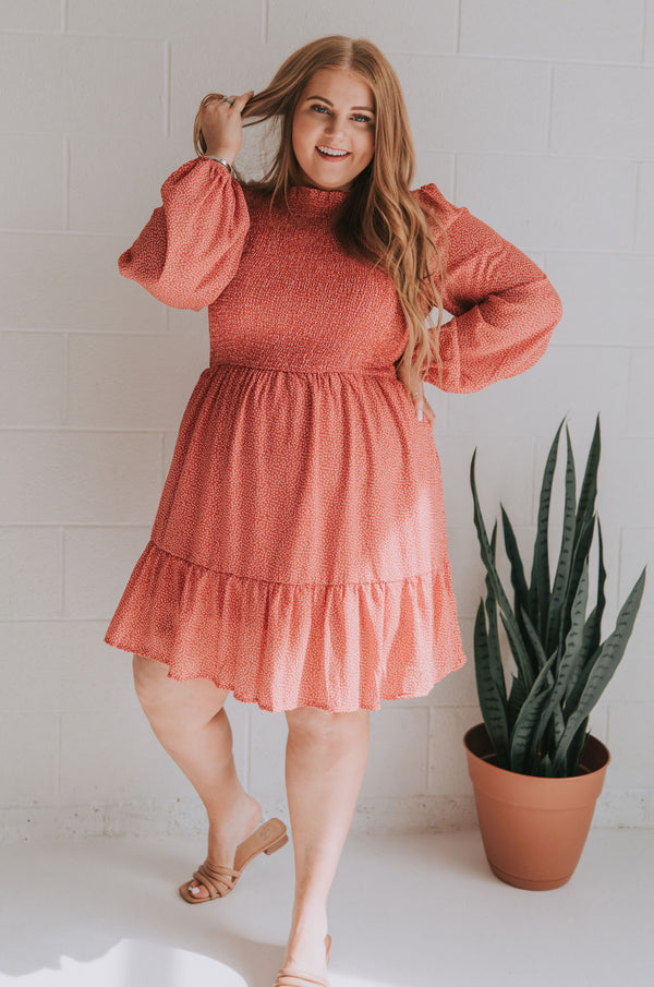 PLUS SIZE - Lindon Dress