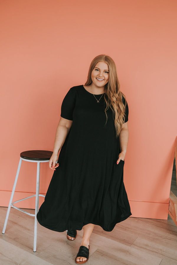 PLUS SIZE - Shauna Dress