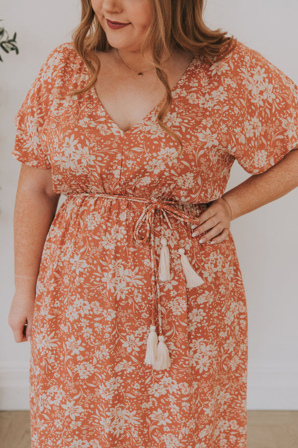 PLUS SIZE - Bonnie Dress