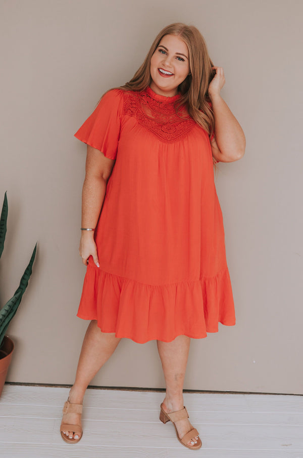PLUS SIZE - Marlow Dress