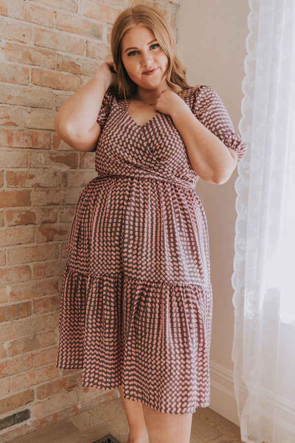 PLUS SIZE - Diane Dress