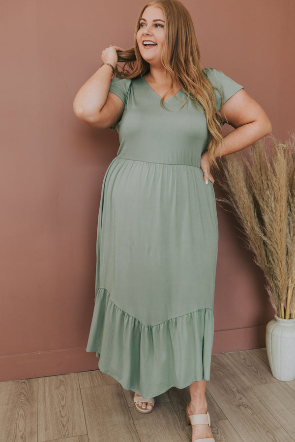 PLUS SIZE - Natasha Dress