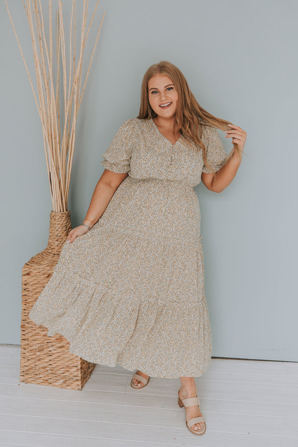 PLUS SIZE - Thelma Dress