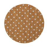 Home: Polka-Dot Door Mat