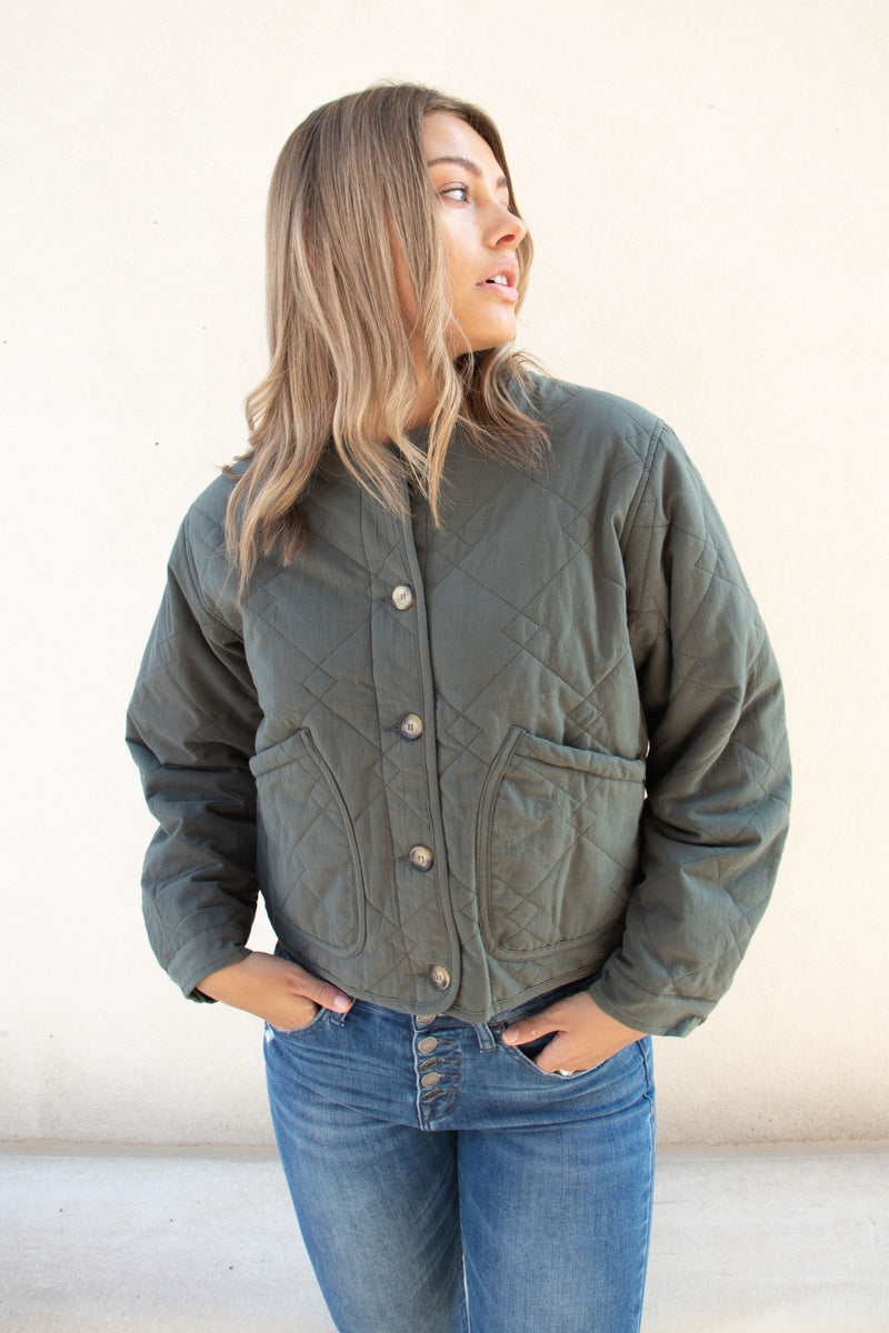 Meyers Jacket - 2 Colors