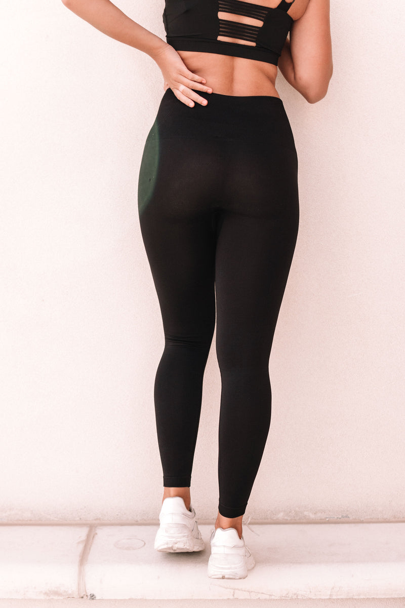 First Step Leggings - 2 Colors