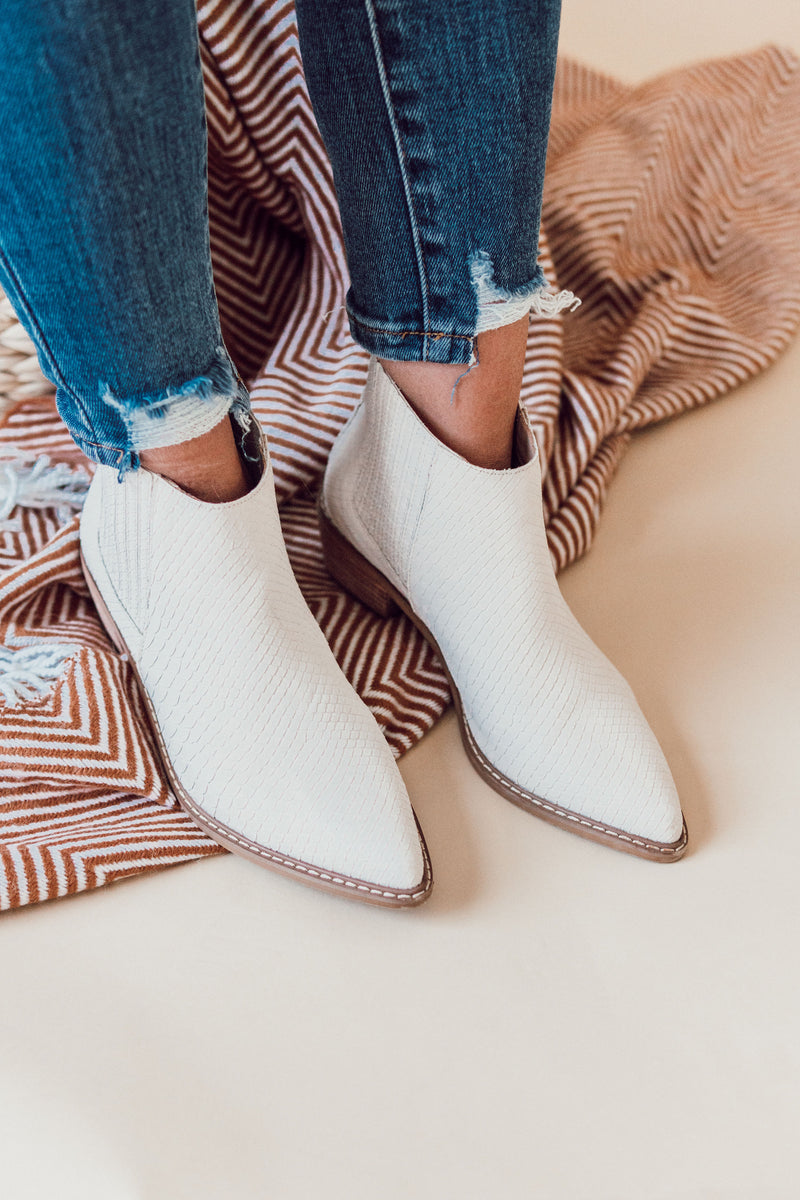 Levi Booties - 3 Colors