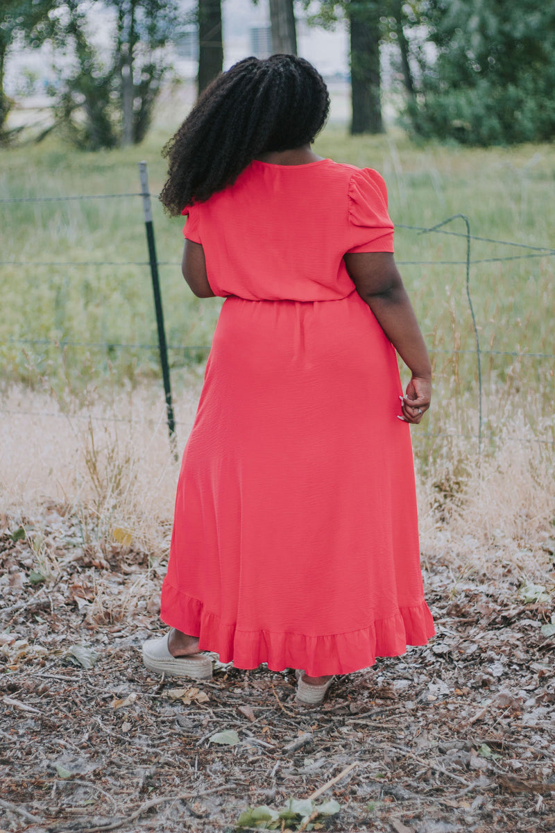 PLUS SIZE - Casandra Dress