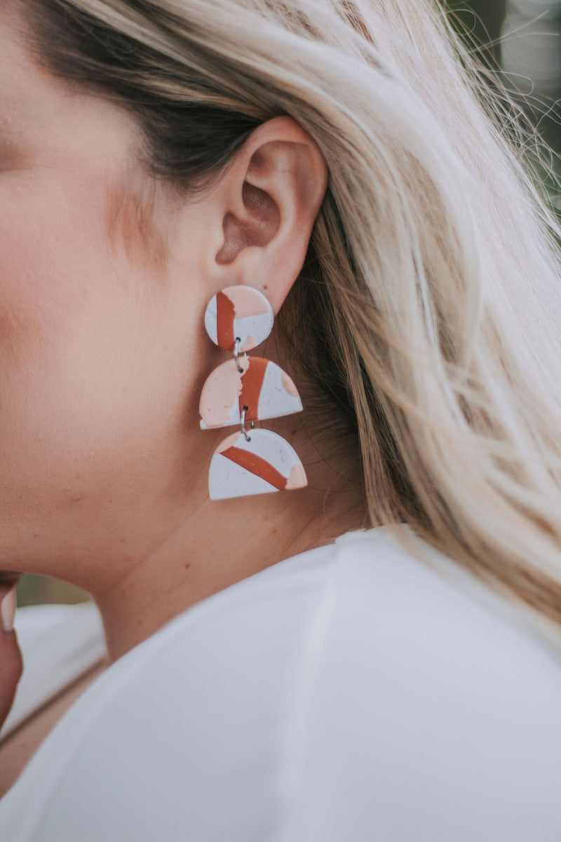 Southern Rim Earrings