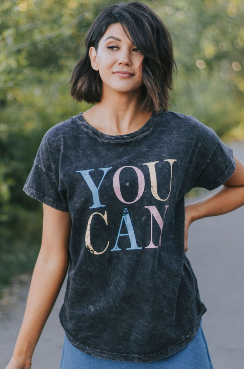 You Can Graphic Tee