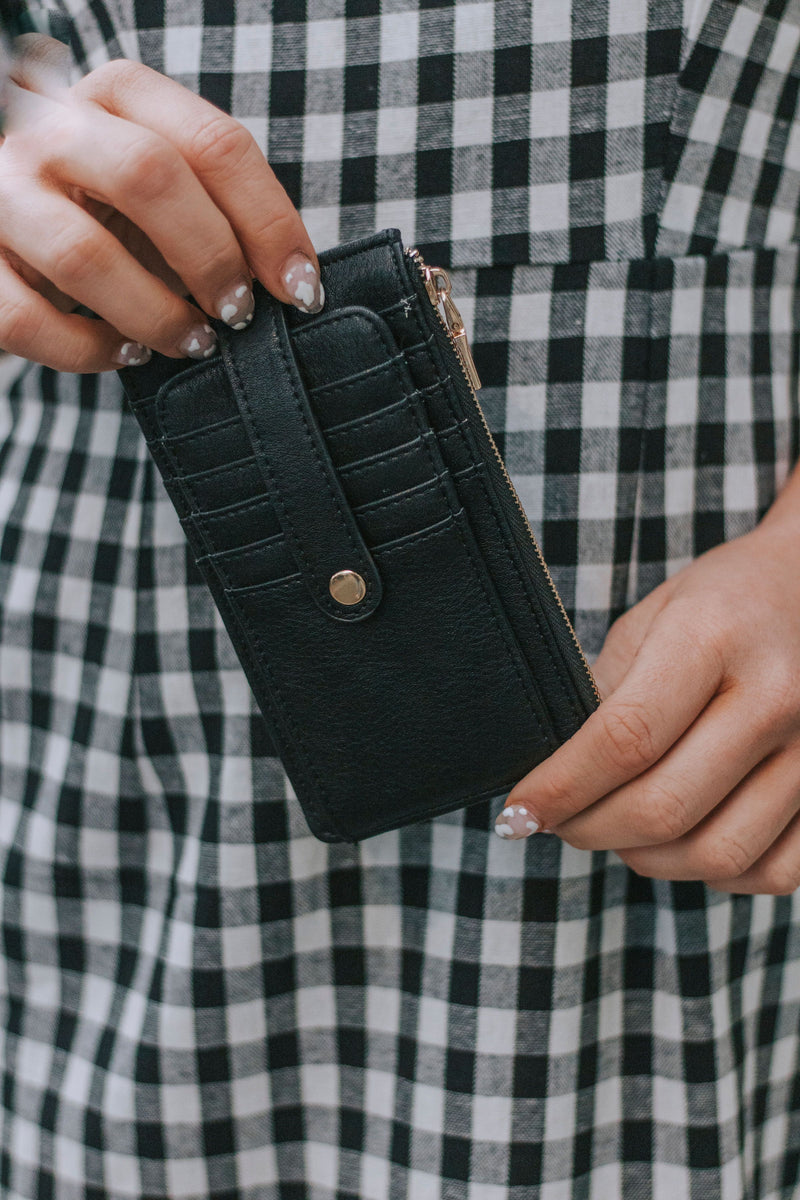 Everly Wallet -3 Colors