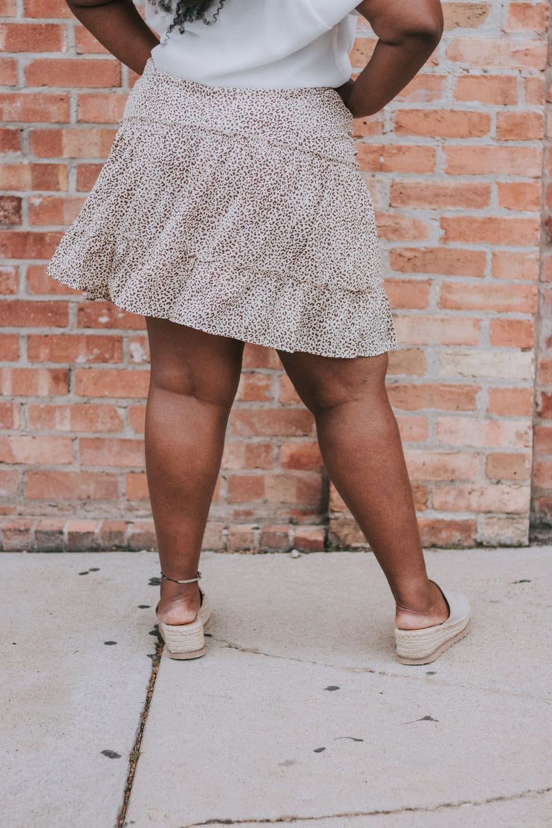 PLUS SIZE - Lucina Skirt