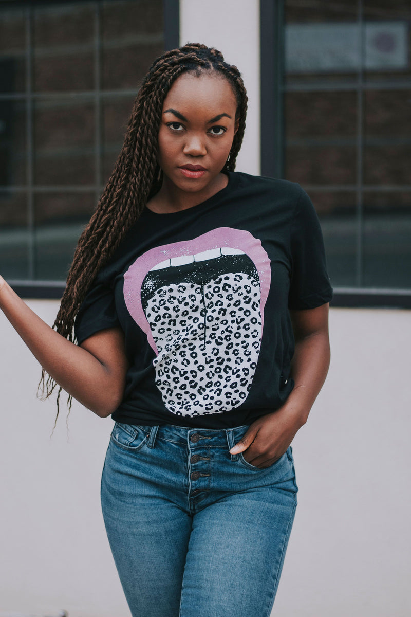 Tongue Tied Graphic Tee
