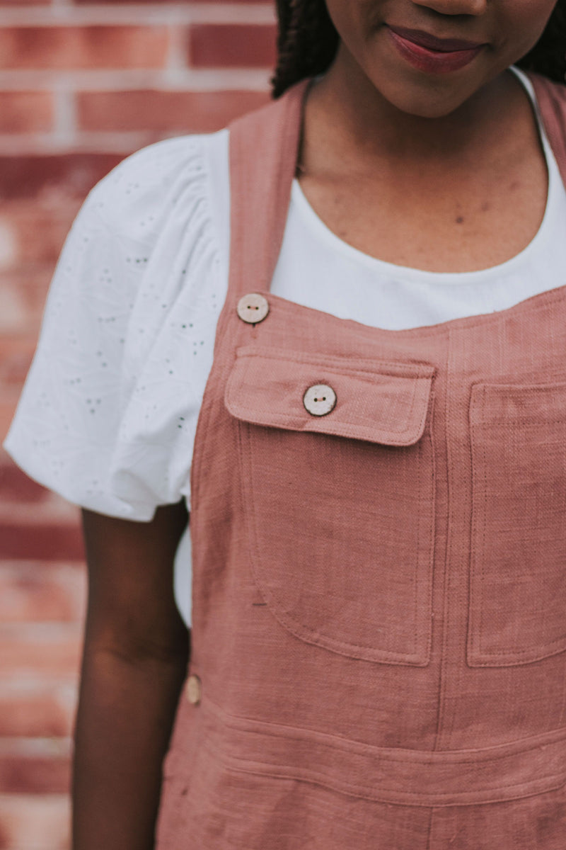 Campbell Overall Jumper