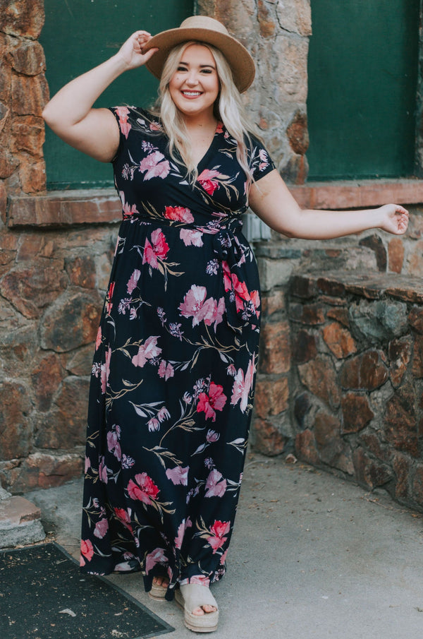 PLUS SIZE - Clearfield Dress