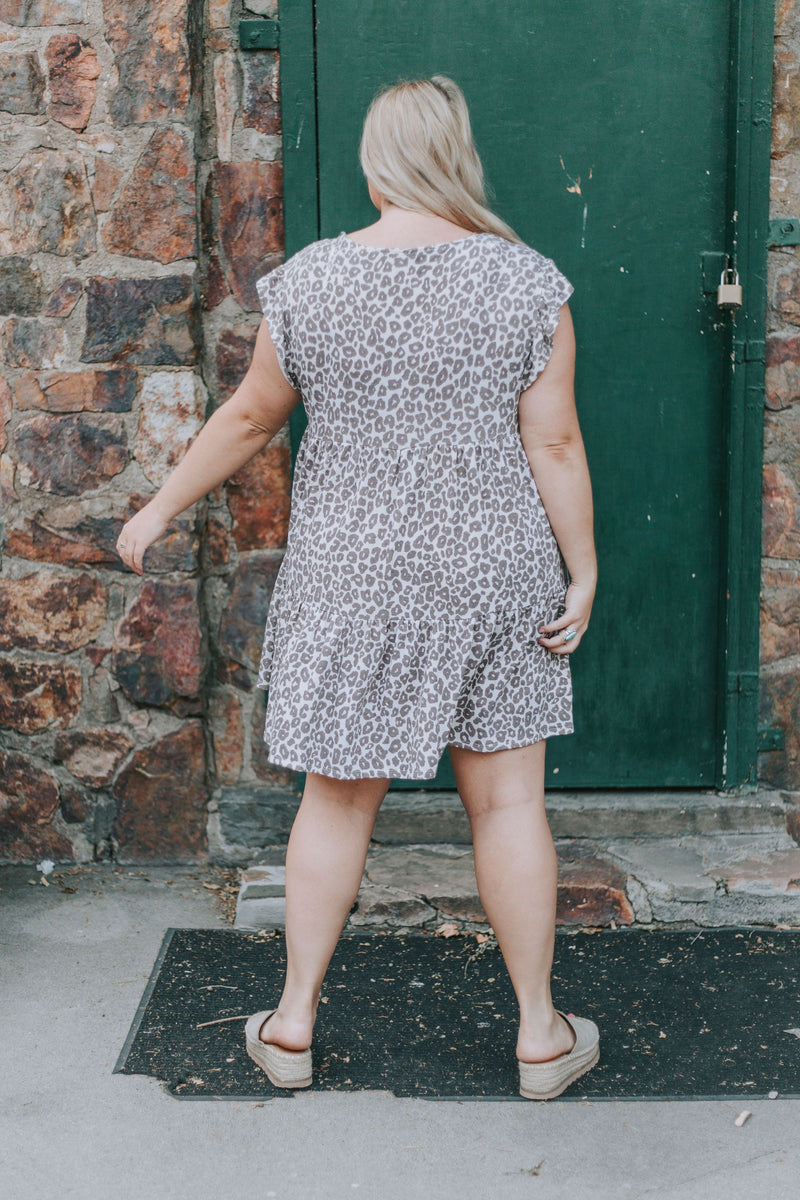 PLUS SIZE - Wild One Dress