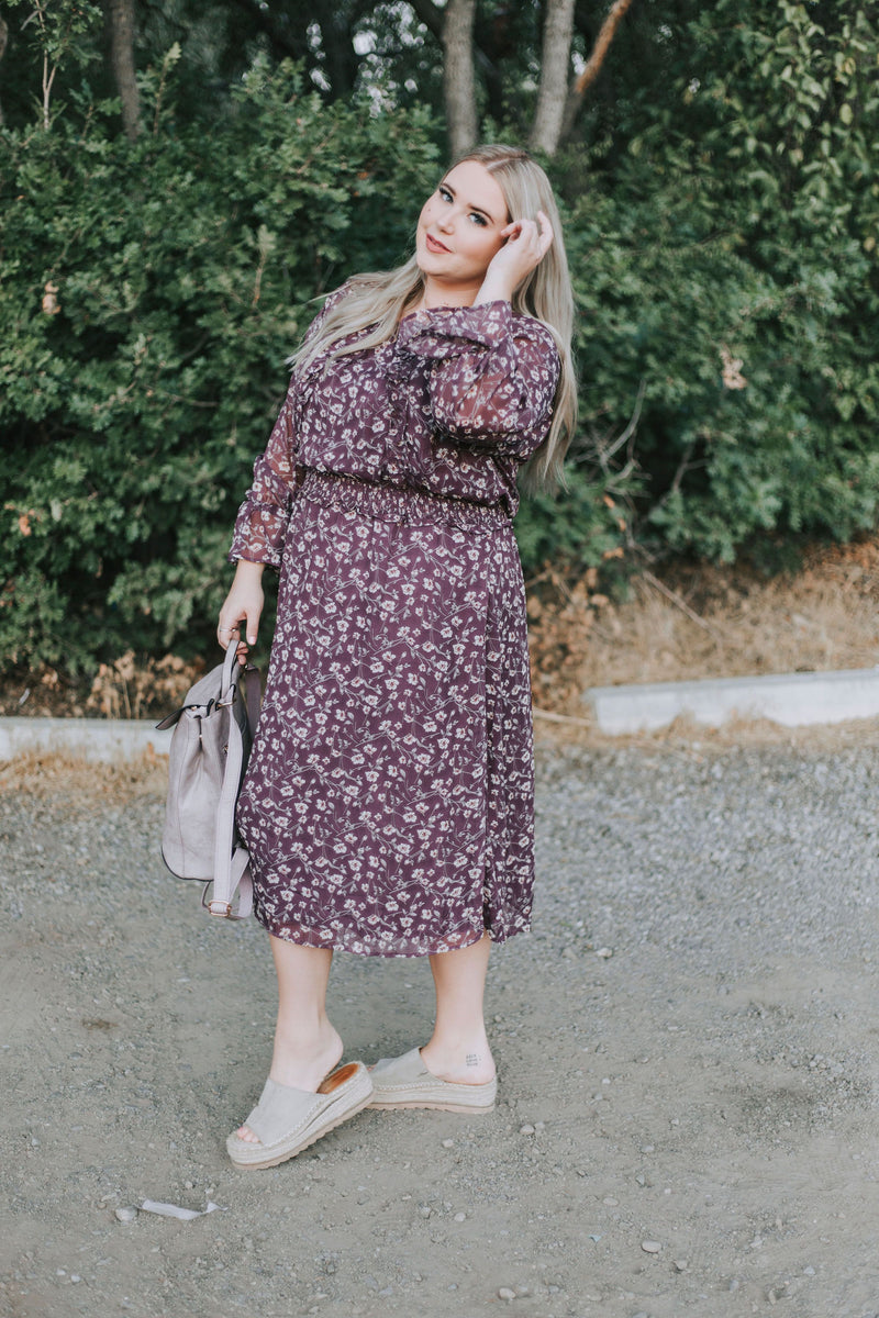 PLUS SIZE - Love Like This Dress