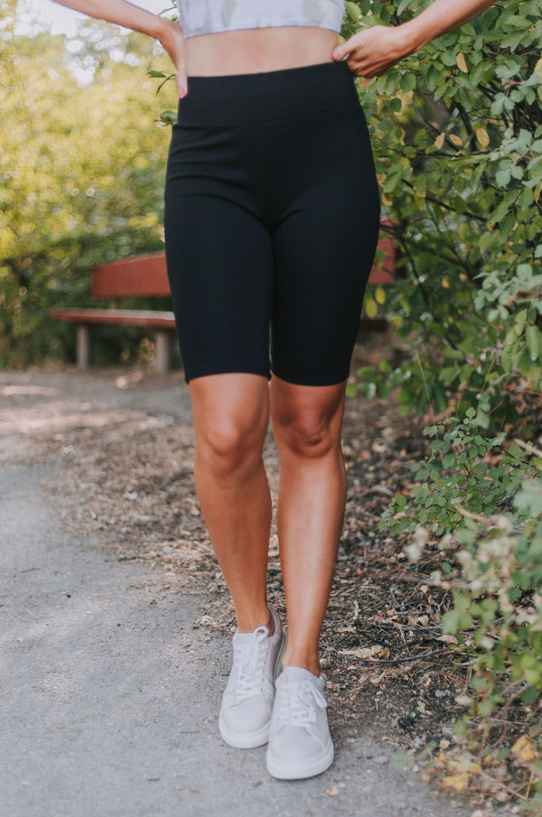 Colby Biker Shorts