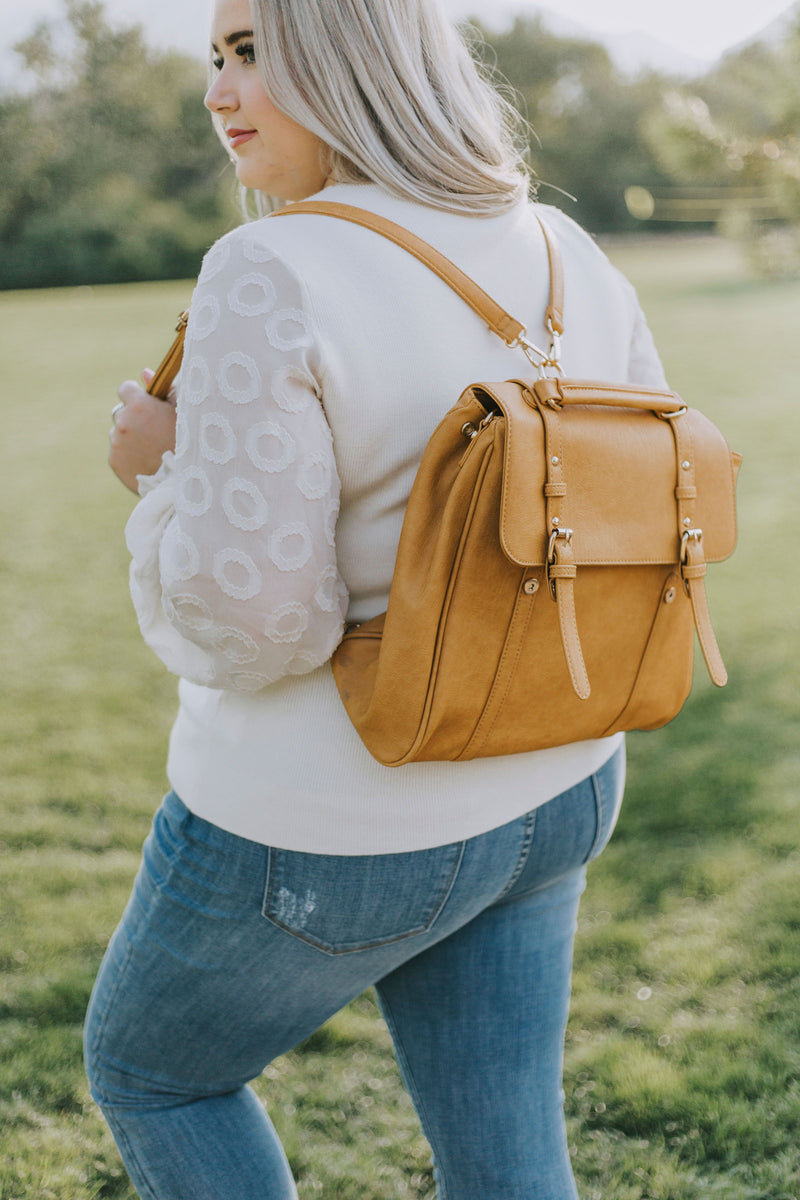 Hattie Backpack - 2 Colors