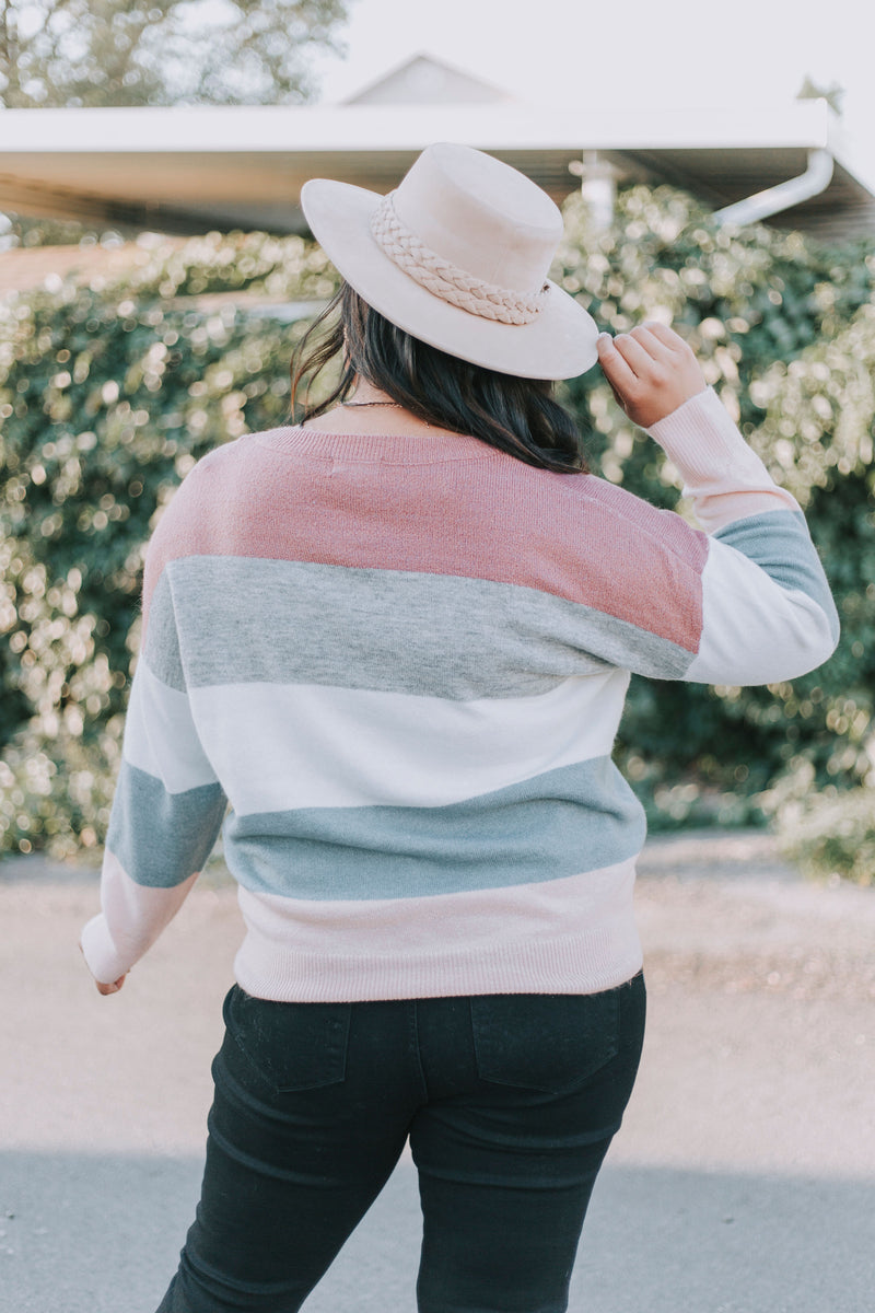 PLUS SIZE - Up & Up Sweater